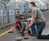 CCTV inspekcija,snimanje kanalizacije